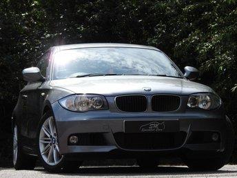 2011 BMW 1 SERIES 2.0 120D M SPORT 2d AUTO 175 BHP £6490.00