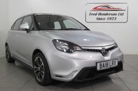 USED 2018 18 MG 3 1.5 STYLE PLUS VTI-TECH 5d 106 BHP A beautiful low mileage MG3 Style + with Air conditioning, cruise control, tyre pressure monitoring, manufacturers warranty until  July 2023 and DAB radio. We have no administration fees to pay when you buy his car. Hire purchase and PCP finance are available on this vehicle. Just get in touch or apply on our website. Extended warranties are also available. Ask about our FREE MOT FOR LIFE OFFER.
