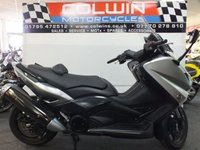 USED 2016 16 YAMAHA TMAX 530cc XP 500 A TMAX  BELT CHANGED AT 4,000 MILES!!!
