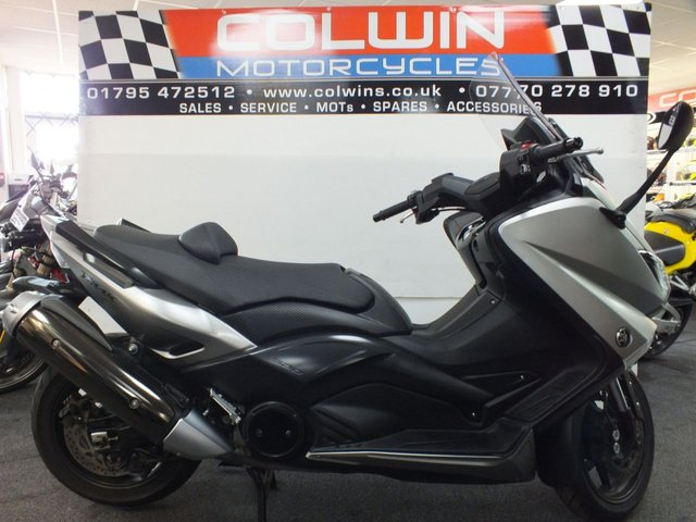 View our YAMAHA TMAX