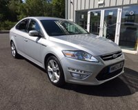 USED 2013 FORD MONDEO 2.0 TDCI TITANIUM X BUSINESS EDITION 163 BHP THIS VEHICLE IS AT SITE 1 - TO VIEW CALL US ON 01903 892224