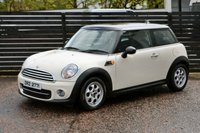 USED 2011 MINI HATCH COOPER 1.6 COOPER D 3d 112 BHP 6 MONTHS RAC WARRANTY FREE + 12 MONTHS ROAD SIDE RECOVERY!