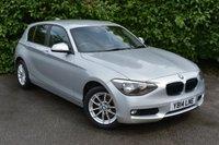 USED 2014 14 BMW 1 SERIES 2.0 118D SE 5d 141 BHP