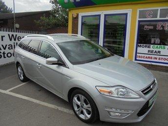 2011 FORD MONDEO 2.2 TITANIUM X TDCI 5d AUTO 197 BHP £8000.00