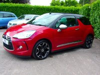 2014 CITROEN DS3 1.6 E-HDI AIRDREAM DSTYLE 3d 90 BHP £4975.00
