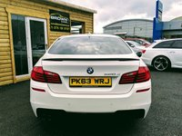 USED 2013 63 BMW 5 SERIES 2.0 520D M SPORT 4d AUTO 181 BHP ****FINANCE AVAILABLE**** £65 per week