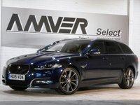 USED 2015 15 JAGUAR XF 2.2 D R-SPORT SPORTBRAKE 5d AUTO 200 BHP