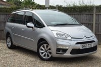 USED 2010 60 CITROEN C4 GRAND PICASSO 1.6 VTR PLUS HDI 5d 110 BHP Free 12  month warranty