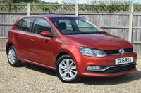 USED 2015 15 VOLKSWAGEN POLO 1.0 SE 5d 60 BHP Free 12  month warranty