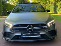 USED 2019 19 MERCEDES-BENZ A CLASS 2.0 A35 AMG (Premium Plus) AMG Speedshift DCT 4MATIC 5dr PANROOF-HEAD-UP DISPLAY-AMG