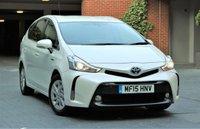 USED 2015 15 TOYOTA PRIUS PLUS 1.8 ICON 5d AUTO 98 BHP
