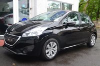 USED 2013 63 PEUGEOT 208 1.4 HDI ACCESS PLUS 5d 68 BHP GREAT VALUE PEUGEOT 208 DIESEL