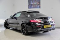 USED 2016 66 MERCEDES-BENZ C CLASS 4.0 AMG C 63 S PREMIUM 2d AUTO 510 BHP Full Main Dealer History & First MOT Due 2019 NOV - Handover with New MOT!
