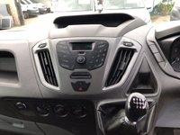 USED 2015 15 FORD TRANSIT CUSTOM 2.2 290 L1 H1 SWB 100 BHP