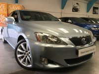 USED 2006 56 LEXUS IS 2.5 250 SE-L 4d AUTO 204 BHP