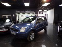 2005 FORD FUSION 1.4 FUSION 2 5d 68 BHP £1499.00