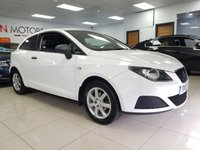 USED 2010 10 SEAT IBIZA 1.2 S A/C 3d 69 BHP+LOW INSURANCE+LOW RUNNING COSTS