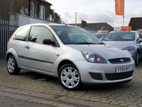 2006 FORD FIESTA 1.6 STYLE 16V 3d 100 BHP £2695.00