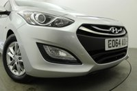 USED 2014 64 HYUNDAI I30 1.6 ACTIVE BLUE DRIVE CRDI 5d 109 BHP PARKING SENSORS - BLUETOOTH