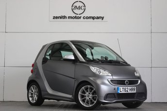 2012 SMART FORTWO 1.0 PASSION MHD 2d AUTO 71 BHP £4199.00