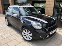 USED 2015 65 MINI COUNTRYMAN 2.0 COOPER SD 5d 141 BHP