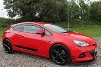 USED 2015 VAUXHALL ASTRA GTC 1.6T 16V 200 Limited Edition 3dr