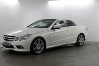 2010 MERCEDES-BENZ E CLASS 3.0 E350 CDI BLUEEFFICIENCY SPORT 2d AUTO 231 BHP £11980.00