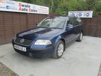 USED 2006 55 VOLKSWAGEN PASSAT 1.9 TRENDLINE TDI 5d 99 BHP FINANCE AVAILABLE FROM £21 PER WEEK OVER TWO YEARS - SEE FINANCE LINK FOR DETAILS