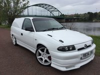 1997 VAUXHALL ASTRAVAN 3.2 V6 CONVERSION £SOLD