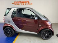 USED 2006 56 SMART FORTWO 0.7 PASSION SOFTOUCH 2d AUTO 61 BHP GREAT LITTLE LOW MILEAGE AUTOMATIC, WELL SERVICED !!