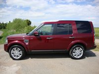 USED 2016 16 LAND ROVER DISCOVERY VAN 3.0 SDV6 COMMERCIAL SE AUTO 255 BHP