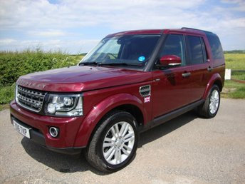 View our LAND ROVER DISCOVERY VAN