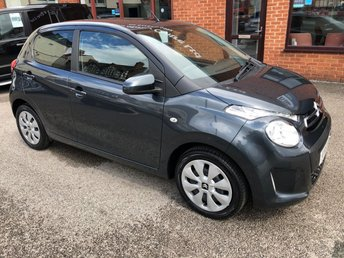 2015 CITROEN C1 1.0 FEEL 5DOOR 68 BHP £4995.00