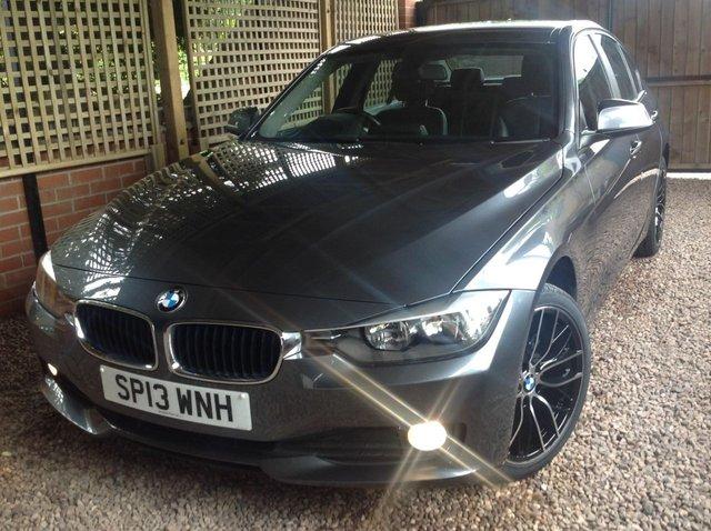 2013 13 BMW 3 SERIES 1.6 316I ES 4d 135 BHP