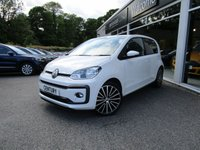 USED 2017 66 VOLKSWAGEN UP 1.0 HIGH UP TSI 5d 89 BHP
