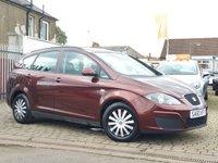 2010 SEAT ALTEA XL 1.9 S TDI 5d 103 BHP £3495.00