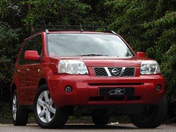 2007 NISSAN X-TRAIL 2.2 SVE DCI 5d 135 BHP £2190.00