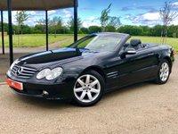 2003 MERCEDES-BENZ SL 3.7 SL350 AUTO 245 BHP 2DR CONVERTIBLE £4995.00