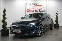 Used VAUXHALL INSIGNIA for sale in Newport