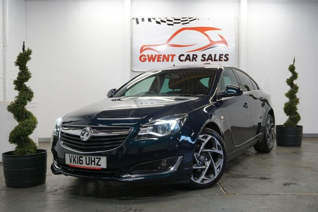 USED 2016 16 VAUXHALL INSIGNIA 1.6 SRI NAV VX-LINE CDTI S/S 5d 134 BHP GREAT CLEAN EXAMPLE FAMILY CAR ONLY £20 ROAD TAX A YEAR AMAZING M.P.G