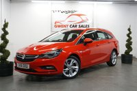 USED 2016 16 VAUXHALL ASTRA 1.6 SRI CDTI 5d AUTO 134 BHP   LOW MILES, GOOD SPEC, CLEAN EXAMPLE