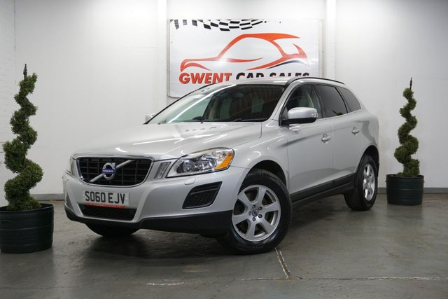 USED 2010 60 VOLVO XC60 2.4 D5 SE AWD 5d 205 BHP GOOD EXAMPLE DRIVES GREAT, LONG MOT