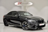 USED 2017 17 BMW M2 3.0 M2 2d 365 BHP MONUMENTAL CARBON SPECIFICATION  M PERFORMANCE KIT + LED WHEEL