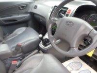 USED 2004 54 HYUNDAI TUCSON 2.0 CDX CRTD 4WD 5d 111 BHP