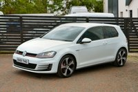 USED 2013 13 VOLKSWAGEN GOLF 2.0 GTI 3d 220 6 MONTHS RAC WARRANTY FREE + 12 MONTHS ROAD SIDE RECOVERY!