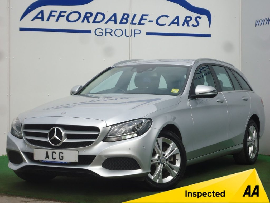 USED 2016 66 MERCEDES-BENZ C-CLASS 2.1 C 220 D SE EXECUTIVE EDITION 5d AUTO 170 BHP