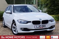 USED 2013 13 BMW 3 SERIES 2.0 320D SE TOURING 5d 181 BHP 17