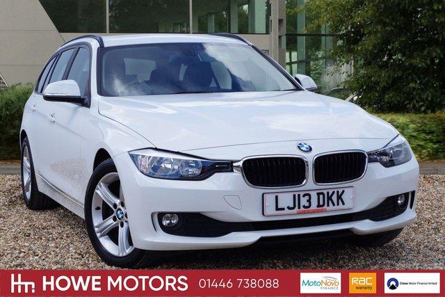 2013 13 BMW 3 SERIES 2.0 320D SE TOURING 5d 181 BHP 17