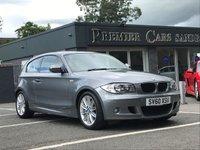 2010 BMW 1 SERIES 2.0 116D M SPORT 3d 114 BHP £5990.00