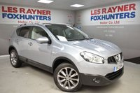 USED 2013 13 NISSAN QASHQAI 1.5 TEKNA DCI 5d 110 BHP Full Leather, Panoramic roof, Cruise control, Bluetooth, Sat Nav